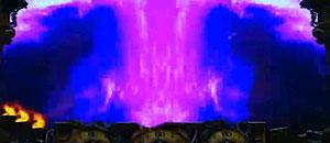ハーデス 紫の炎