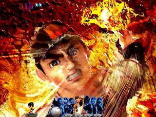 CR巨人の星 情熱の炎 演出