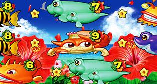 CRスーパー海物語IN沖縄4 ハイビスカスモード