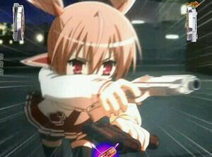 CR緋弾のアリア2 パートナー・アリア