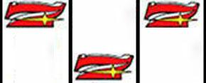 アイムジャグラーEXAE 下段赤7
