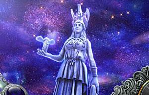 聖闘士星矢4 女神像
